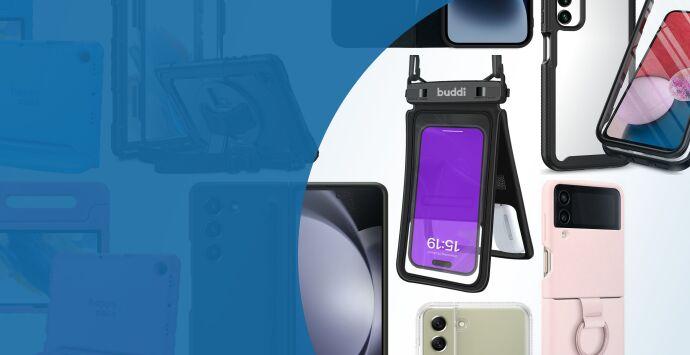 Alle LG G8X ThinQ hoesjes