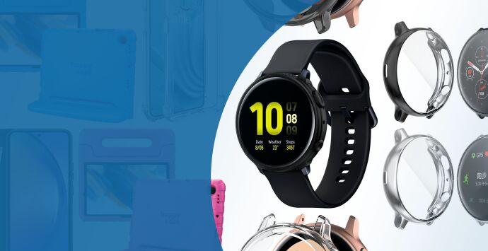 Alle Samsung Galaxy Watch Active 2 40MM smartwatch cases