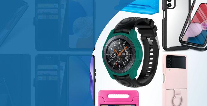 Alle Samsung Gear S3 Frontier smartwatch cases