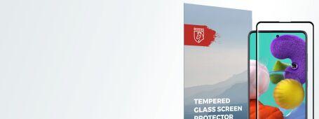 Samsung Galaxy A51 screen protectors
