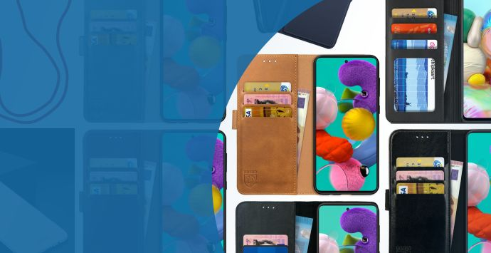 Alle Samsung Galaxy A71 hoesjes