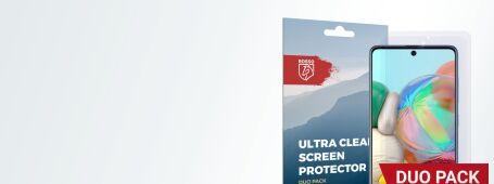 Samsung Galaxy A71 screen protectors
