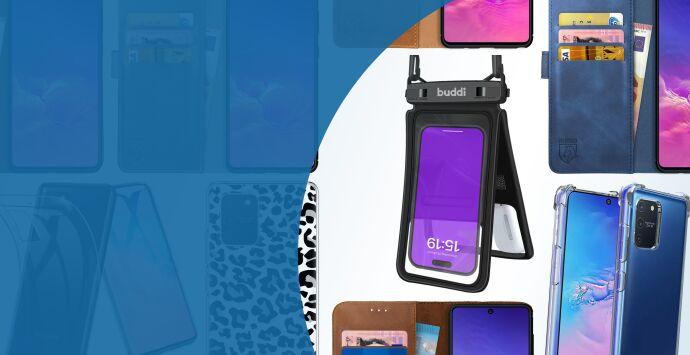 Alle Samsung Galaxy S10 Lite hoesjes
