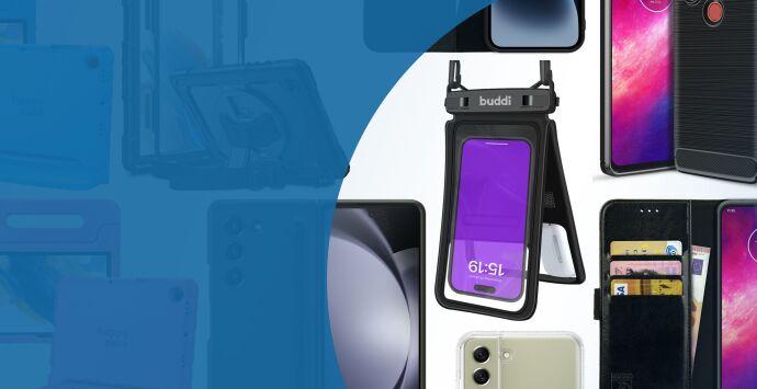 Alle Motorola One Hyper hoesjes