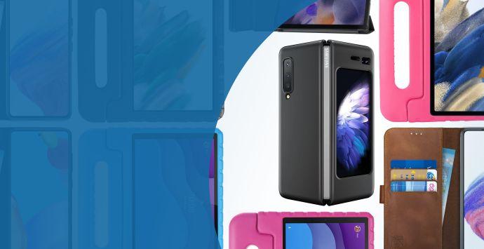 Alle Samsung Galaxy Z Fold hoesjes