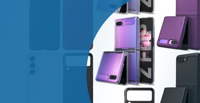 Alle Samsung Galaxy Z Flip hoesjes