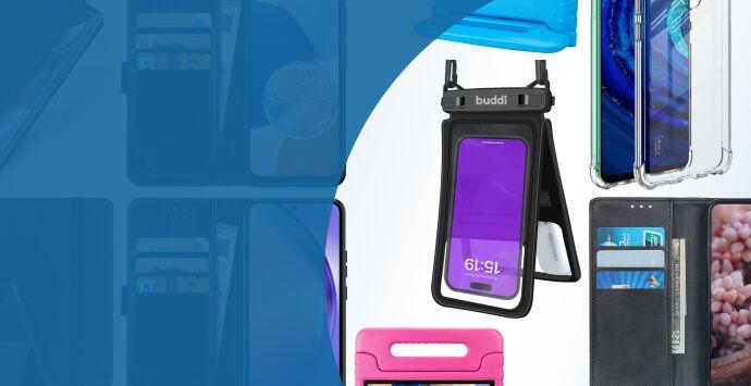 Alle Huawei P Smart 2020 hoesjes