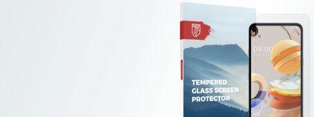 LG K61 screen protectors