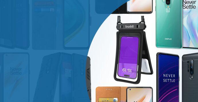 Alle OnePlus 8 Pro hoesjes