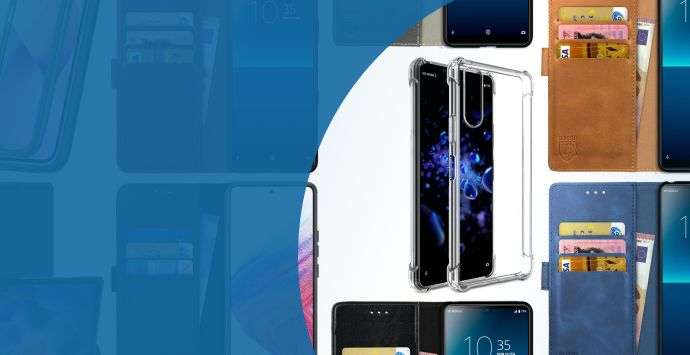 Alle Sony Xperia L4 hoesjes
