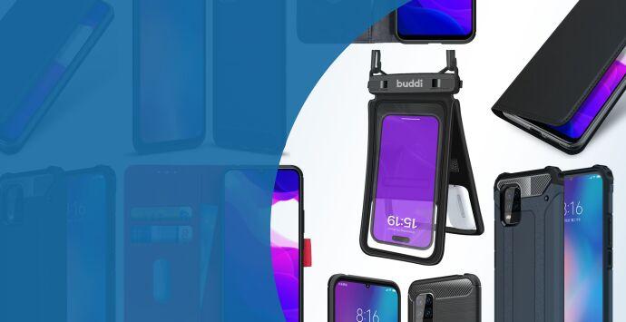Alle Xiaomi Mi 10 Lite hoesjes