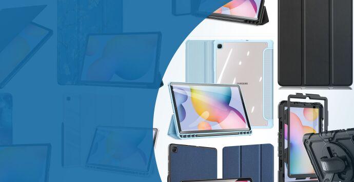 Alle Samsung Galaxy Tab S6 Lite hoesjes