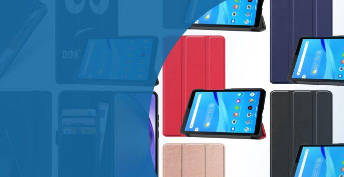 Alle Lenovo Tab M7 hoesjes