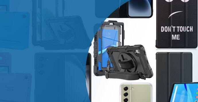Alle Lenovo Tab M8 hoesjes