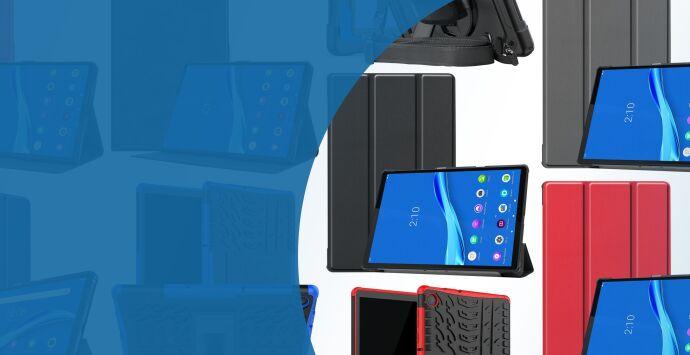 Alle Lenovo Tab M10 Plus hoesjes