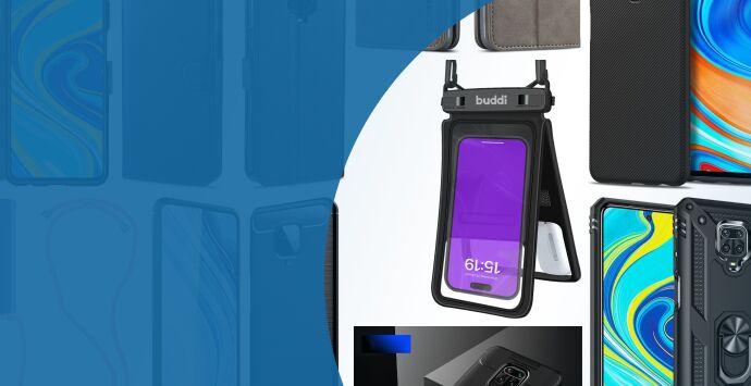 Alle Xiaomi Redmi Note 9S / Note 9 Pro hoesjes