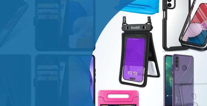 Alle Huawei Y6p hoesjes