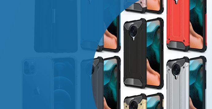 Alle Xiaomi Redmi K30 hoesjes