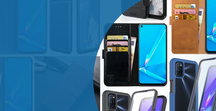 Alle Oppo A52 / A72 hoesjes