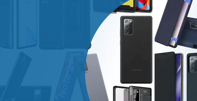 Alle Samsung Galaxy Note 20 hoesjes