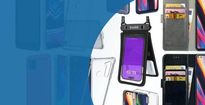 Alle Motorola Moto G 5G Plus hoesjes