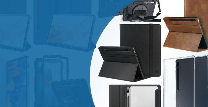 Alle Samsung Galaxy Tab S7 hoesjes