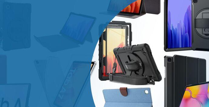 Alle Samsung Galaxy Tab A7 2020 hoesjes