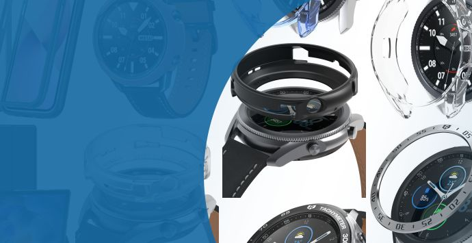 Alle Samsung Galaxy Watch 3 45MM smartwatch cases