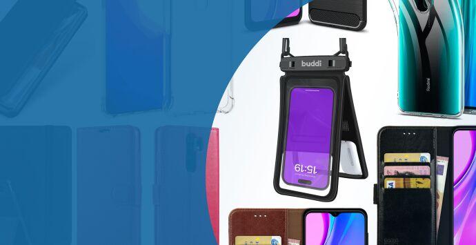 Alle Xiaomi Redmi 9 hoesjes