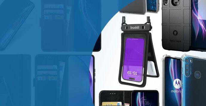 Alle Motorola One Fusion Plus hoesjes