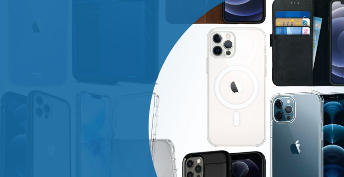 Alle iPhone 12 Max hoesjes