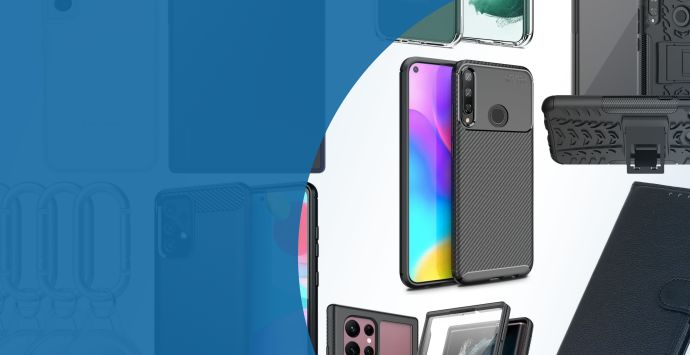Alle Huawei P40 Lite E hoesjes