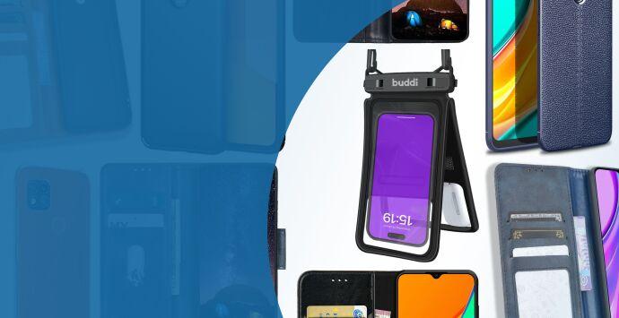 Alle Xiaomi Redmi 9C hoesjes