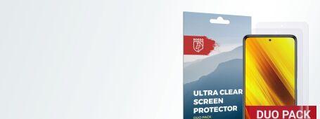 Xiaomi Poco X3 / X3 Pro screen protectors