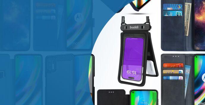 Alle Motorola Moto G9 Plus hoesjes