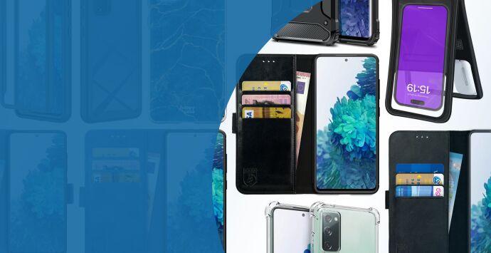 Alle Samsung Galaxy S20 FE hoesjes