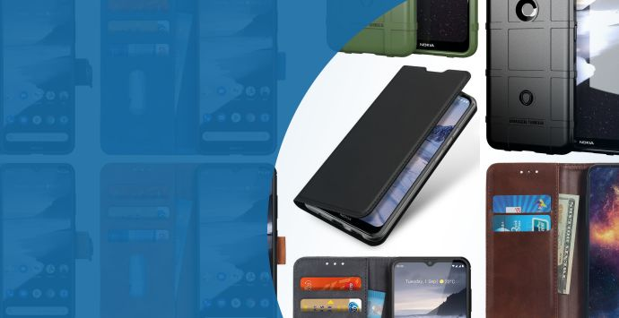 Alle Nokia 2.4 hoesjes