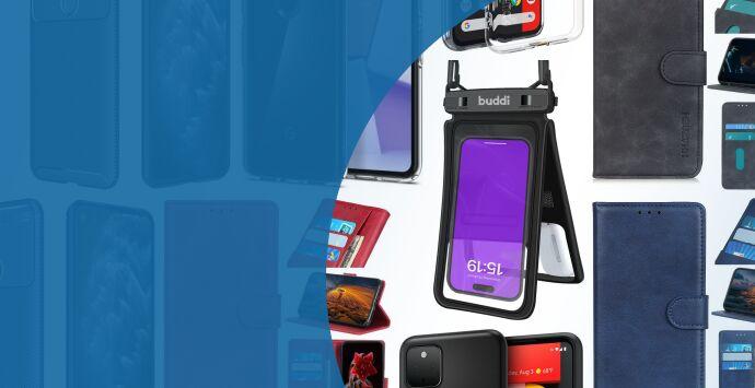 Alle Google Pixel 5 hoesjes