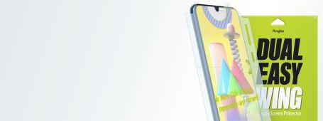 Samsung Galaxy M31s screen protectors