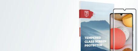 Samsung Galaxy A42 screen protectors
