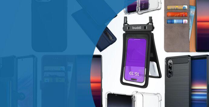 Alle Sony Xperia 5 II hoesjes