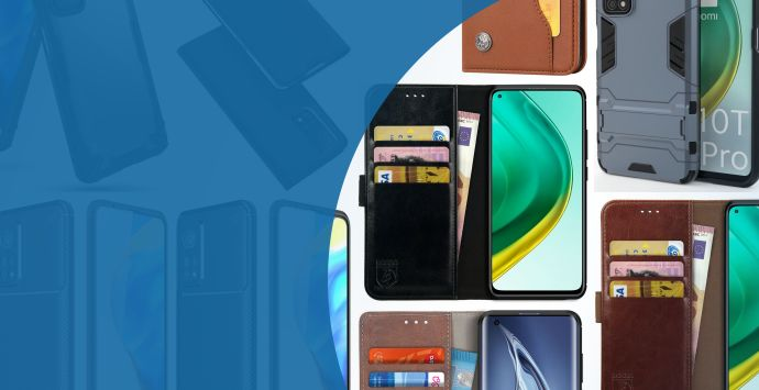 Alle Xiaomi Mi 10T (Pro) hoesjes