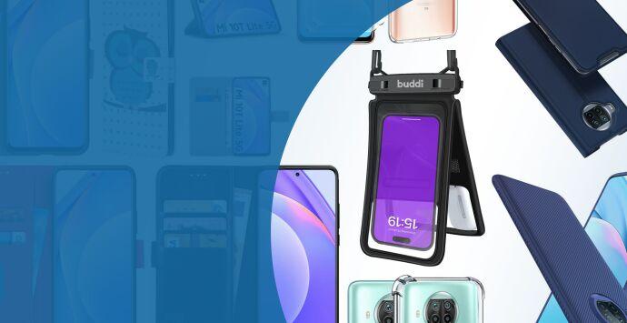 Alle Xiaomi Mi 10T Lite hoesjes