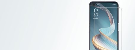 Oppo Reno 4 Z screen protectors