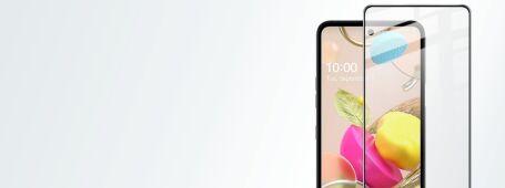 LG K42 screen protectors