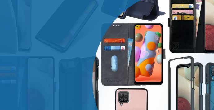 Alle Samsung Galaxy A12 hoesjes