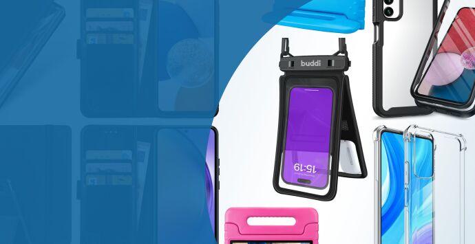 Alle Huawei P Smart 2021 hoesjes