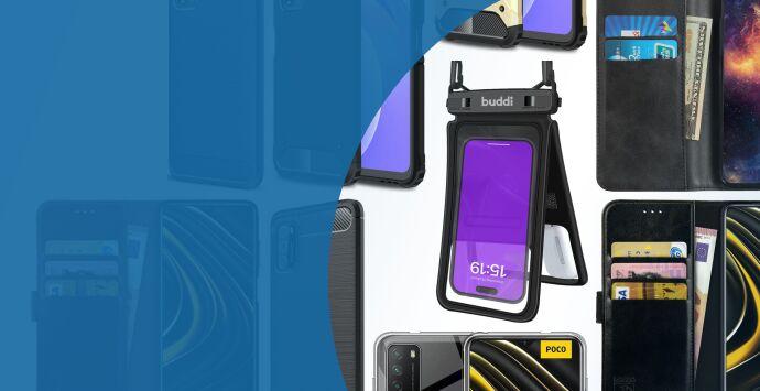 Alle Xiaomi Poco M3 hoesjes