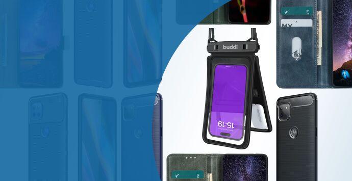 Alle Motorola Moto G 5G hoesjes