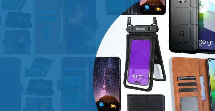 Alle Motorola Moto G9 Power hoesjes